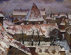 250px-Charles-René_Callewaert_-_De_Daken_(1923)_-_Museum_Dhondt-Dhaenens_12-02-2010_15-13-45 kleur