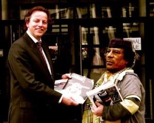 Koenders en Khadaffi 2