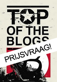 Top of the Blogs prijsvraag!