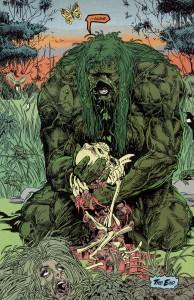Lied voor Swamp Thing