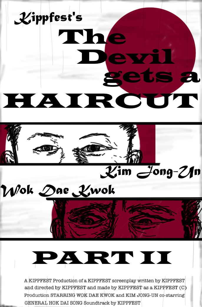 Devil haircut 1v3