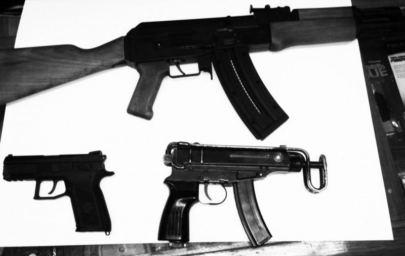 Guns of Bratislava