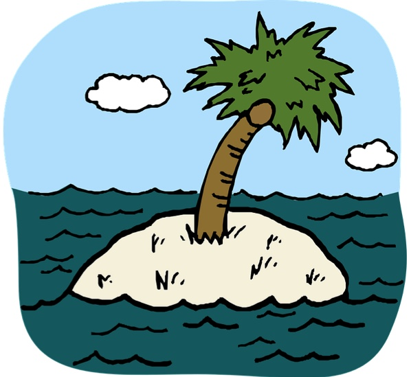 onbewoond-eiland-palmboom-pixabay-40293